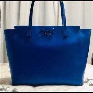 Kate Spade Dodger blue  Purse